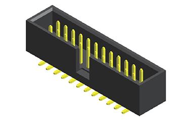 1X4 POSITION VERT SAMTEC MMS-104-01-L-SV SOCKET 50 pieces 2.0MM